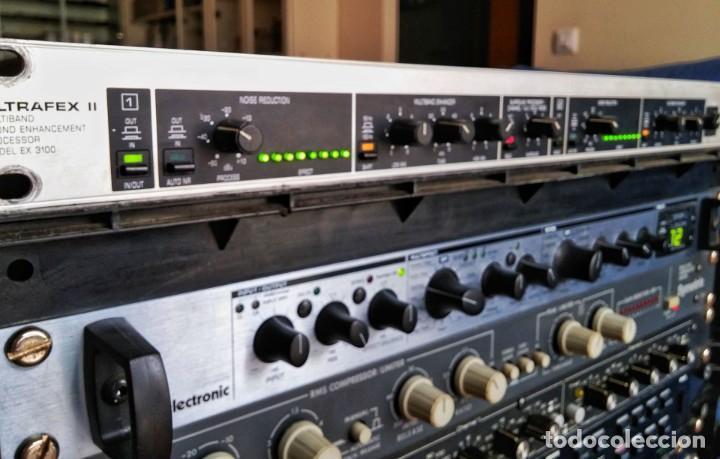 Instrumentos musicales: Ultrafex II Multiband Ex 3100 MÓDULO - Foto 3 - 205096231