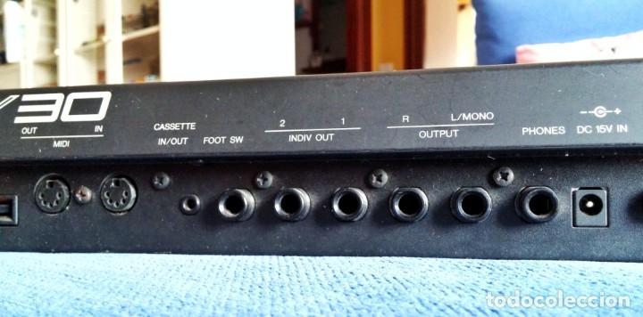 Instrumentos musicales: Yamaha RY30 Drum Machine. Caja de ritmos - Foto 5 - 205096728
