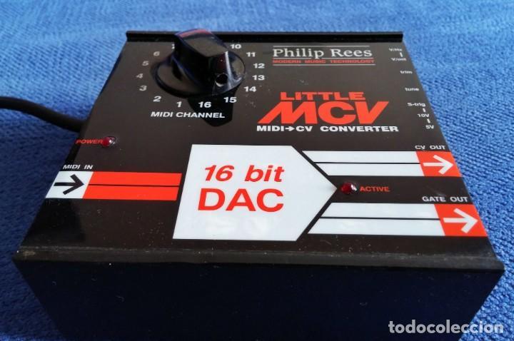 Instrumentos musicales: Little MCV Midi a CV CONVERTIDOR. Philip Rees - Foto 4 - 205097147