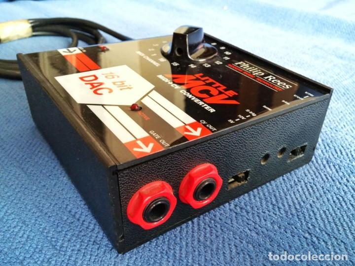 LITTLE MCV MIDI A CV CONVERTIDOR. PHILIP REES (Música - Instrumentos Musicales - Teclados Eléctricos y Digitales)