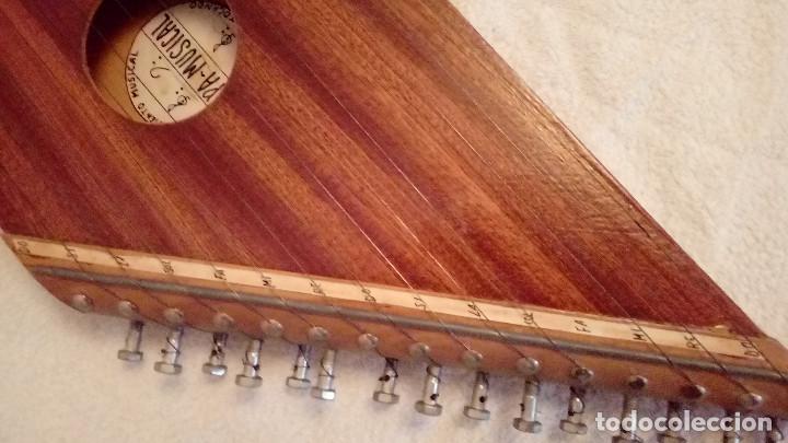 Instrumentos musicales: CÍTARA - Foto 9 - 205240365
