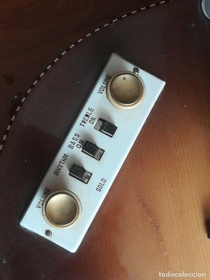 Instrumentos musicales: HOFNER T20 por Enrique Keller ,no hay otro de estado igual,Impresionante,de museo - Foto 3 - 205262345