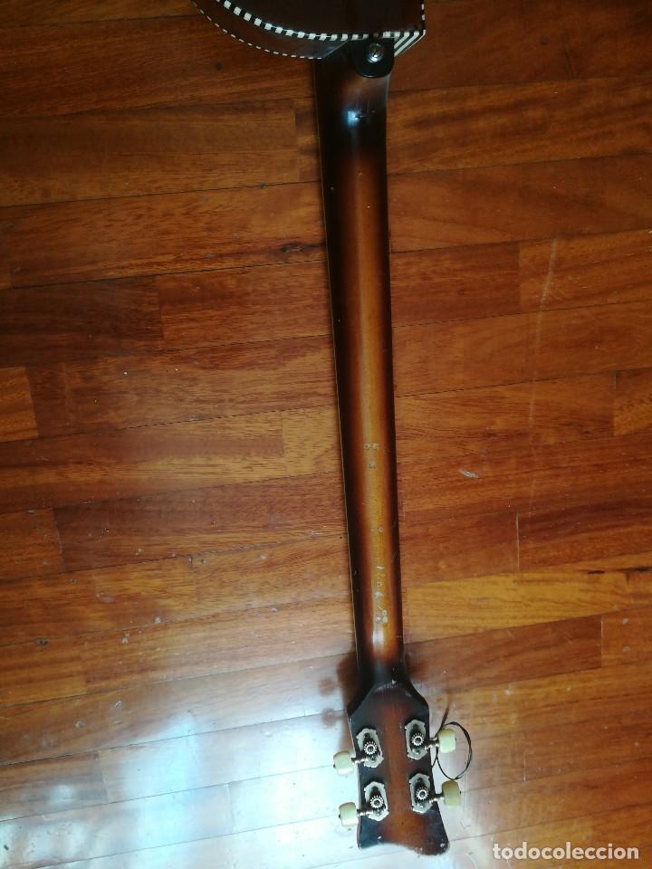 Instrumentos musicales: HOFNER T20 por Enrique Keller ,no hay otro de estado igual,Impresionante,de museo - Foto 10 - 205262345