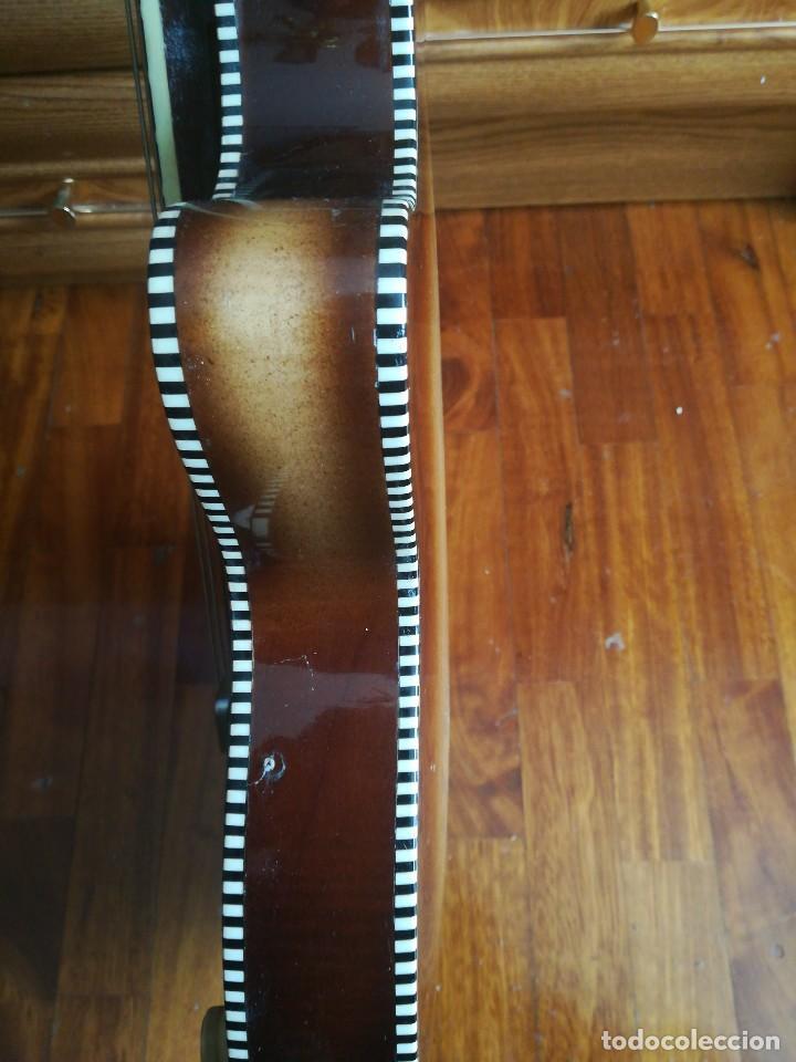 Instrumentos musicales: HOFNER T20 por Enrique Keller ,no hay otro de estado igual,Impresionante,de museo - Foto 12 - 205262345
