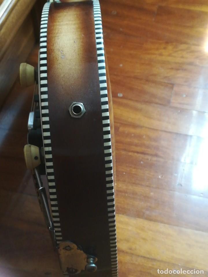 Instrumentos musicales: HOFNER T20 por Enrique Keller ,no hay otro de estado igual,Impresionante,de museo - Foto 14 - 205262345