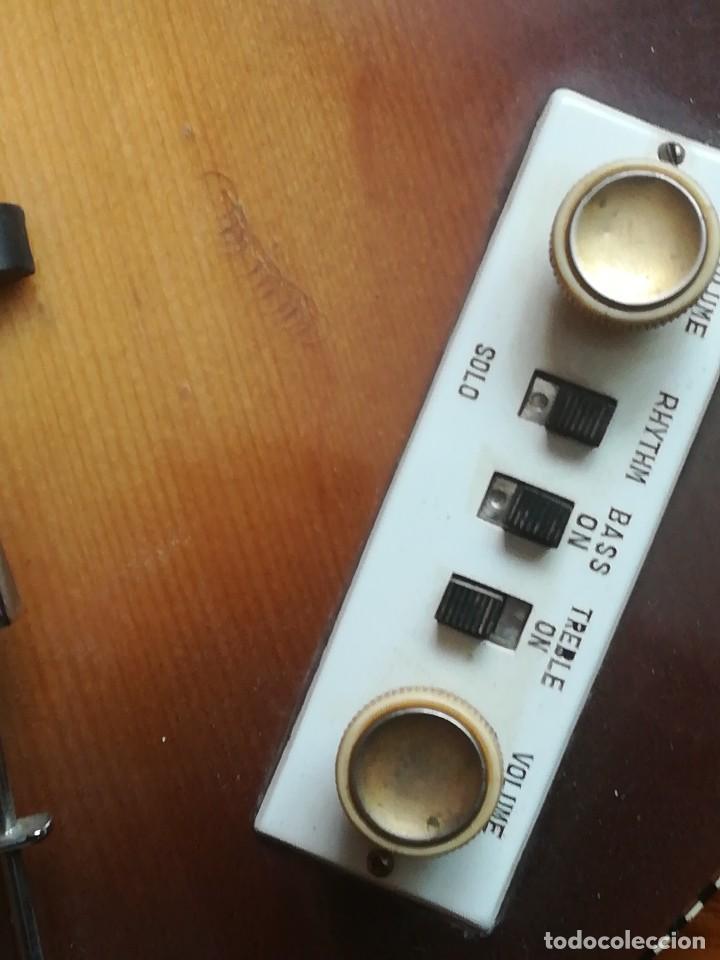 Instrumentos musicales: HOFNER T20 por Enrique Keller ,no hay otro de estado igual,Impresionante,de museo - Foto 15 - 205262345