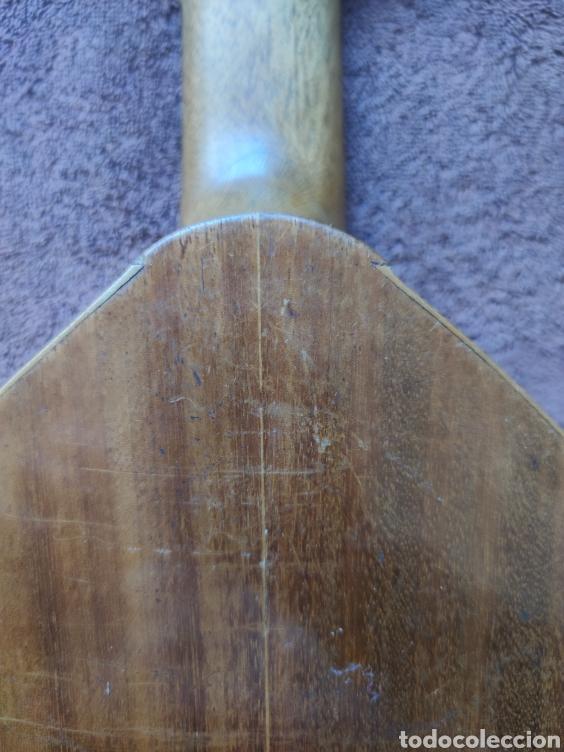 Instrumentos musicales: Guitarra Bandurria telesforo julve old mandolin - Foto 3 - 205279035
