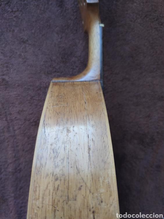 Instrumentos musicales: Guitarra Bandurria telesforo julve old mandolin - Foto 4 - 205279035