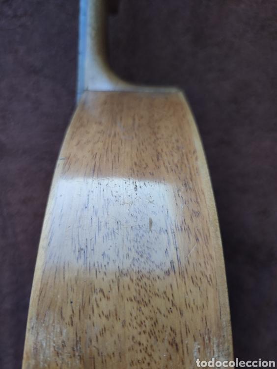 Instrumentos musicales: Guitarra Bandurria telesforo julve old mandolin - Foto 11 - 205279035