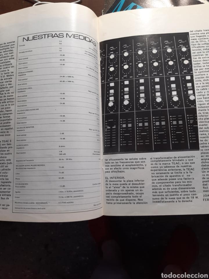 Instrumentos musicales: Teac 3 tascam model - Foto 3 - 205295163