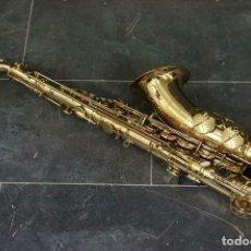 Instrumentos musicales: SAXOFON TENOR EXPRESSIÓN Nº DE SERIE 210315- BOQUILLA YAMAHA- BUEN ESTADO. Lote 205344912