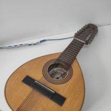 Instrumentos musicales: BANDURURRIA VICENTE TATAY TOMAS. Lote 205370916