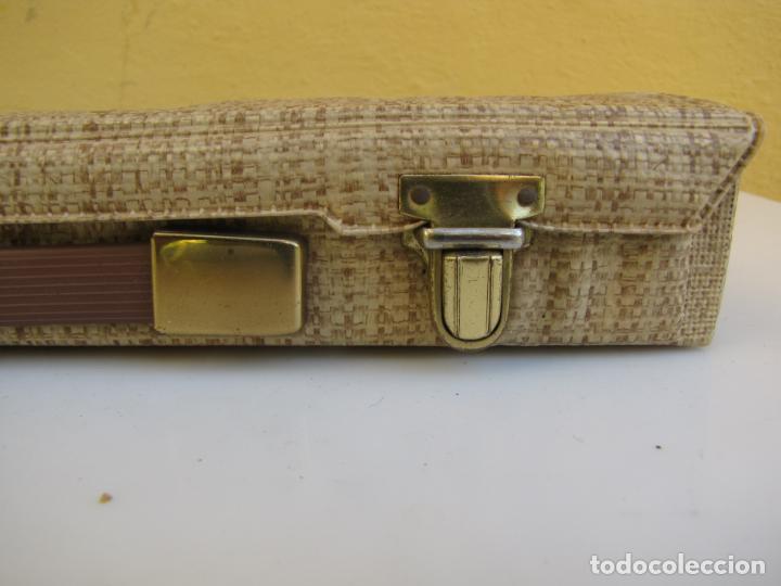 Instrumentos musicales: 3- Flauta Hohner madera y baquelita en su estuche original. - Foto 3 - 205453483