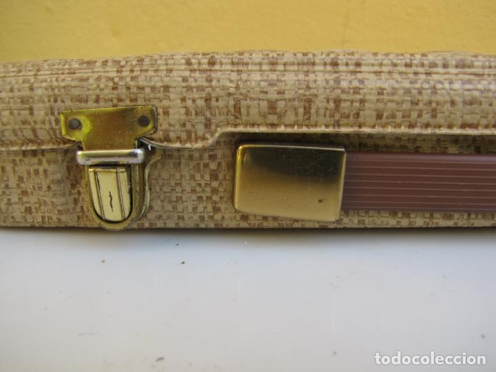Instrumentos musicales: 3- Flauta Hohner madera y baquelita en su estuche original. - Foto 4 - 205453483
