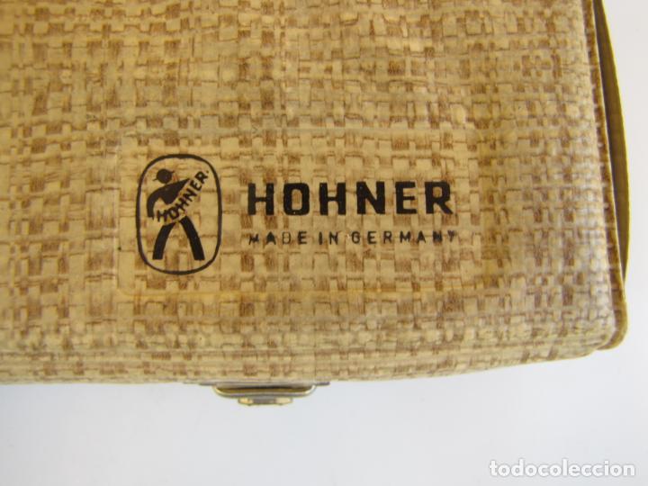 Instrumentos musicales: 3- Flauta Hohner madera y baquelita en su estuche original. - Foto 5 - 205453483