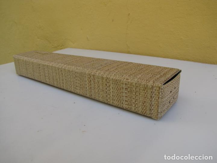 Instrumentos musicales: 3- Flauta Hohner madera y baquelita en su estuche original. - Foto 6 - 205453483