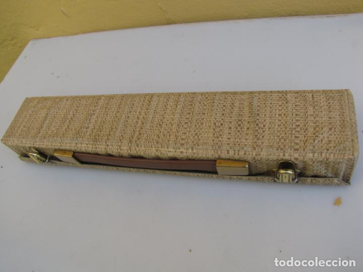 Instrumentos musicales: 3- Flauta Hohner madera y baquelita en su estuche original. - Foto 7 - 205453483