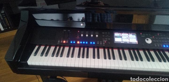Instrumentos musicales: PIANO SEMICOLA INGLES GEAR 4 MUSIC GDP-400 NUEVO - Foto 6 - 205532940