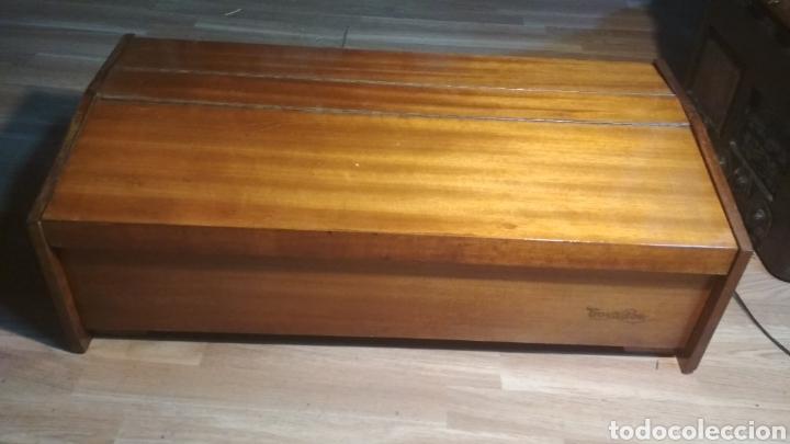 Instrumentos musicales: Organo años 60 Trovador. - Foto 5 - 205590721