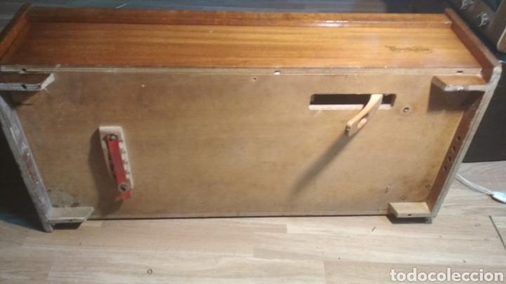 Instrumentos musicales: Organo años 60 Trovador. - Foto 6 - 205590721