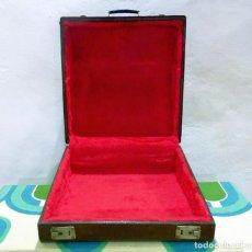 Instrumentos musicales: ANTIGUA MALETA DE ACORDEÓN. Lote 205674728