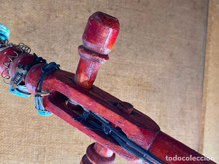 Instrumentos musicales: INSTRUMENTO ETNICO DE CUERDA - Foto 5 - 205693528