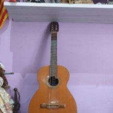 Instrumentos musicales: ANTIGUA GUITARRA ESPAÑOLA VALENCIA PARA RESTAURAR. Lote 205710536