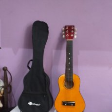 Instrumentos musicales: GUITARRA NIÑOS ITSLAMAGICAL CON SU FUNDA ORIGINAL. Lote 205712656
