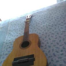 Instrumentos musicales: GUITARRA ESPAÑOLA FLAMENCA ANTIGUA, MUY BUEN ESTADO. Lote 205752823