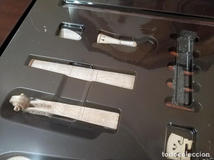 Instrumentos musicales: Bonita maqueta Miniature Violin Kit Models Holland - Foto 6 - 205762351