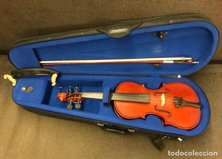 VIOLÍN (Música - Instrumentos Musicales - Cuerda Antiguos)