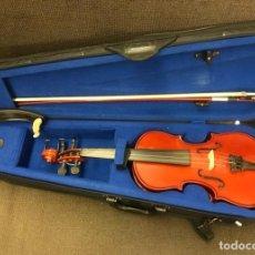 Instrumentos musicales: VIOLÍN. Lote 205763026