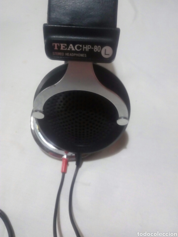 Instrumentos musicales: AURICULARES TEAC HP 80 - Foto 3 - 205783281