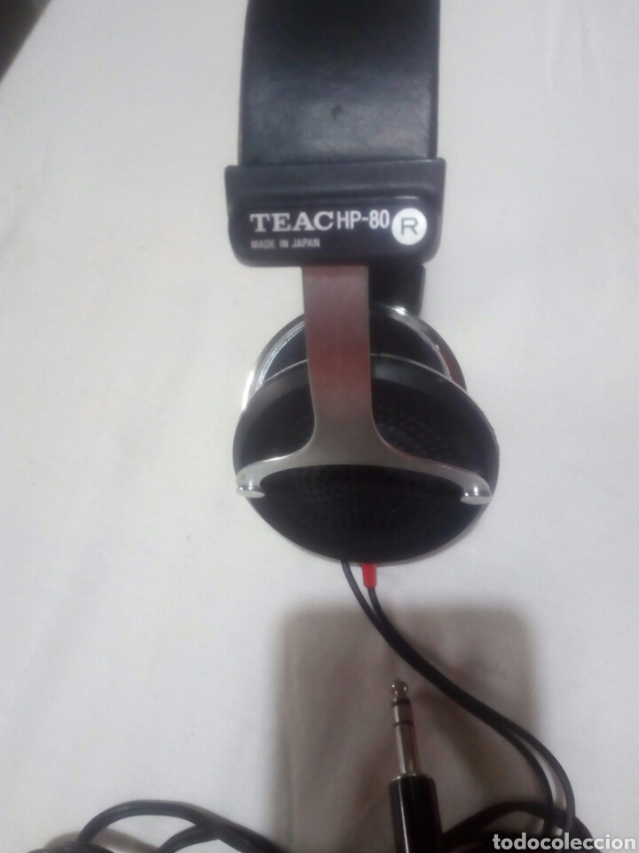 AURICULARES TEAC HP 80 (Música - Instrumentos Musicales - Accesorios)
