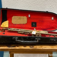 Instruments Musicaux: TROMPETA VEDETTE CON MALETÍN. Lote 205820746