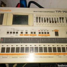 Instrumentos musicales: ROLAND 707. Lote 205860263