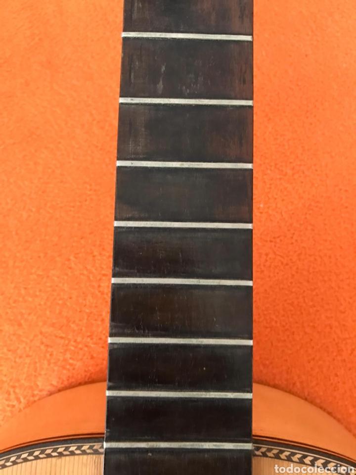 Instrumentos musicales: Guítarra juan Mateo old guitar - Foto 5 - 205879437