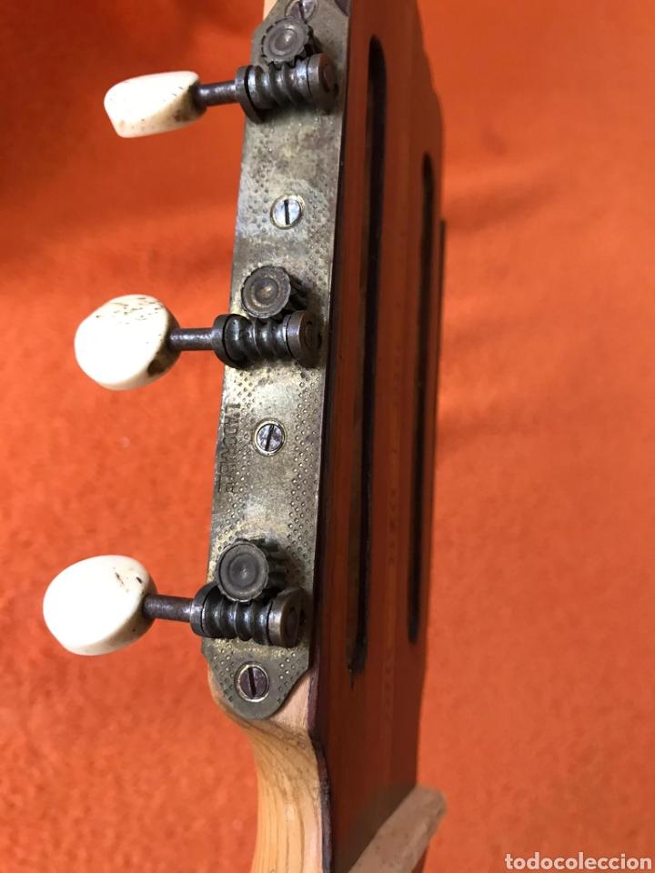 Instrumentos musicales: Guítarra juan Mateo old guitar - Foto 10 - 205879437