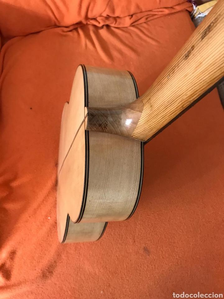Instrumentos musicales: Guítarra juan Mateo old guitar - Foto 12 - 205879437