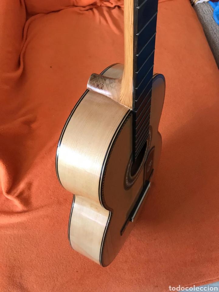 Instrumentos musicales: Guítarra juan Mateo old guitar - Foto 14 - 205879437