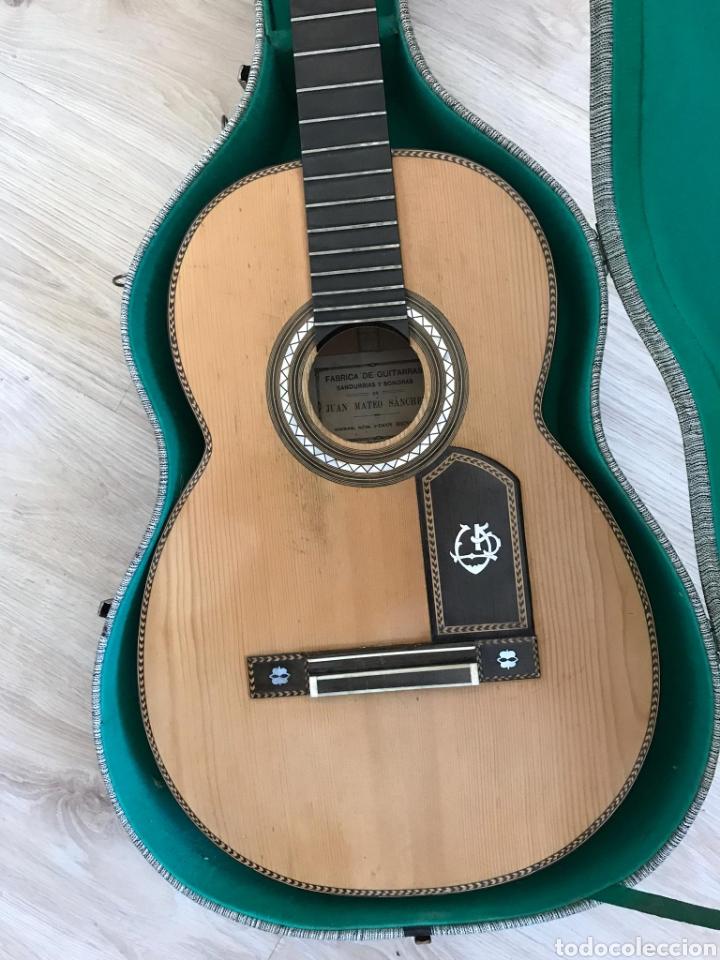 Instrumentos musicales: Guítarra juan Mateo old guitar - Foto 20 - 205879437