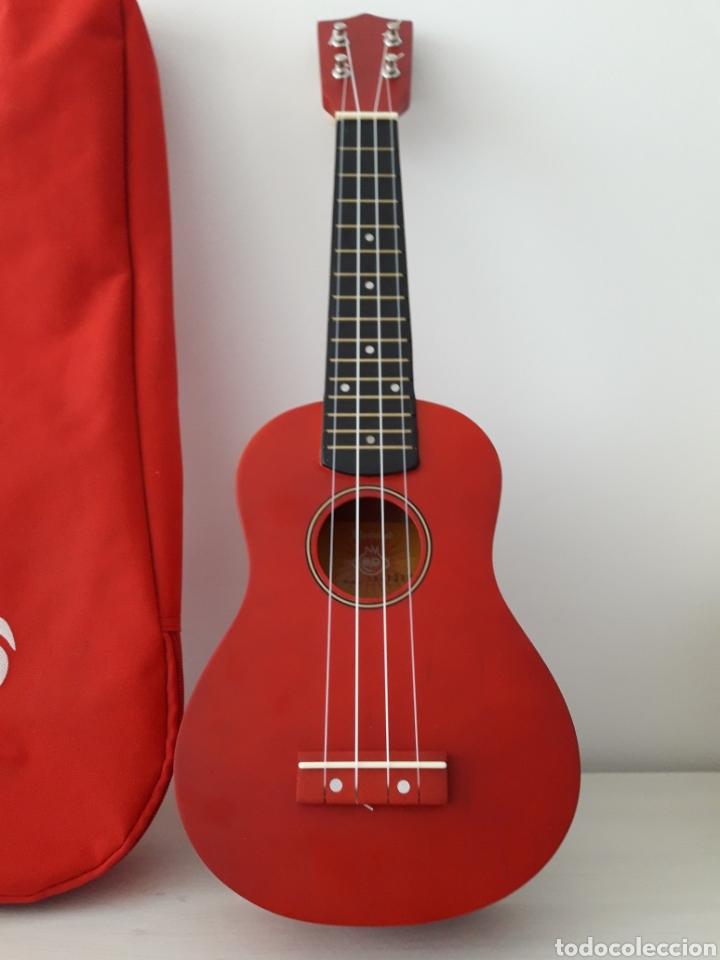 Instrumentos musicales: Ukelele sherwood - Foto 2 - 206163022
