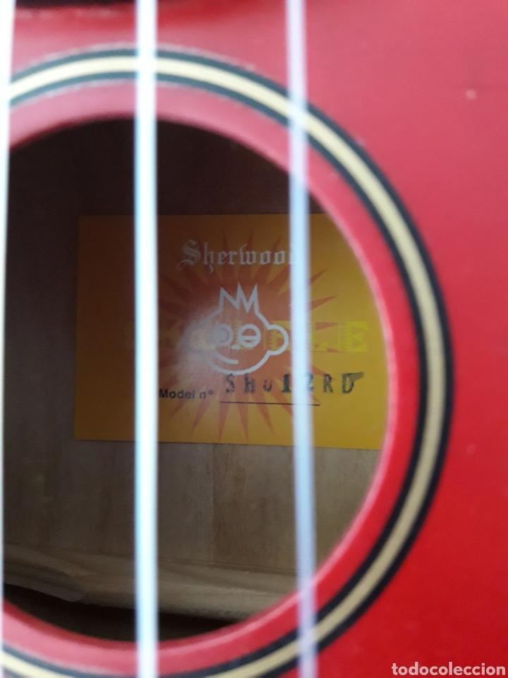 Instrumentos musicales: Ukelele sherwood - Foto 4 - 206163022