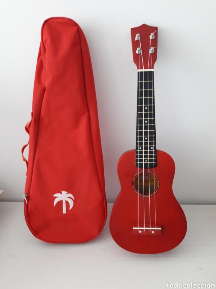 UKELELE SHERWOOD (Música - Instrumentos Musicales - Cuerda Antiguos)