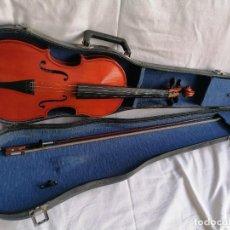 Instrumentos musicales: VIOLIN PEQUEÑO CON ESTUCHE. Lote 206168881