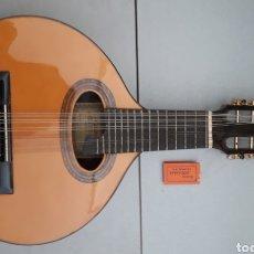 Instrumentos musicales: BANDURRIA CALVETE 141 AZAHAR ARTESANO PALOSANTO. Lote 206222720