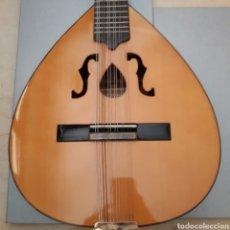 Instrumentos musicales: LAUD AZAHAR ARTESANO MODELO 141 PALOSANTO. Lote 206223267