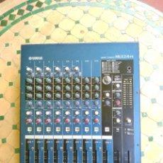 Instrumentos musicales: MESA DE MEZCLAS YAMAHA MG12 /4 FX. Lote 206265906