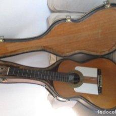 Instrumentos musicales: GUITARRA ANTIGUA MANUEL PEREZ PAEZ. Lote 206447703