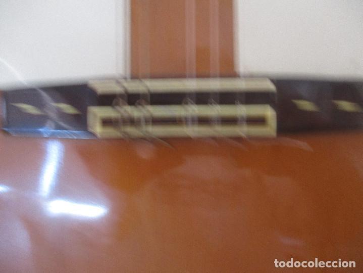 Instrumentos musicales: guitarra antigua Manuel Perez Paez - Foto 4 - 206447703